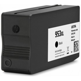 HP 953 XL NEGRO COMPATIBLE