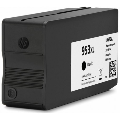 HP 953 XL NEGRO ORIGINAL