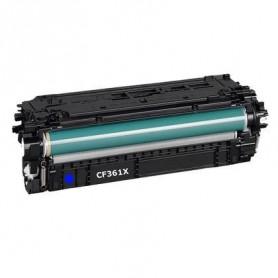 HP CF361X CIAN LaserJet M552 M552dn M553 M553dn M553n M553x M577 M577c M577dn M577f CF360X CF361A CF362A CF363A CF362X CF363X