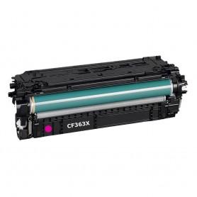HP CF363X MAGENTA LaserJet M552 M552dn M553 M553dn M553n M553x M577 M577c M577dn M577f CF360X CF361A CF362A CF363A CF361X CF362X