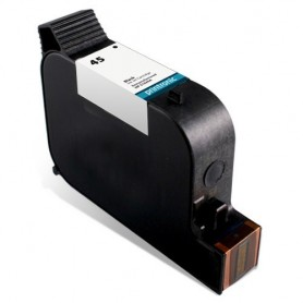 HP 45 NEGRO COMPATIBLE