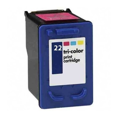 HP 22 COLOR COMPATIBLE