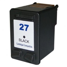 HP 27 NEGRO COMPATIBLE