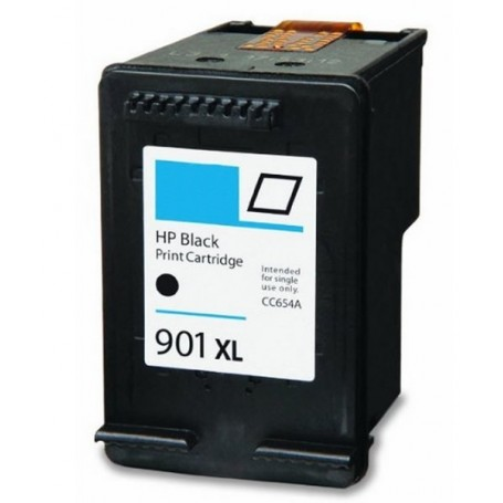 HP 901 XL NEGRO COMPATIBLE