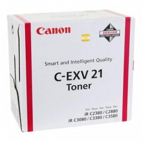 CANON CEXV21 MAGENTA ORIGINAL