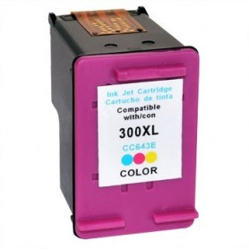 HP 300 XL COLOR COMPATIBLE