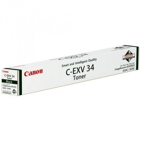 CANON CEXV34 NEGRO ORIGINAL