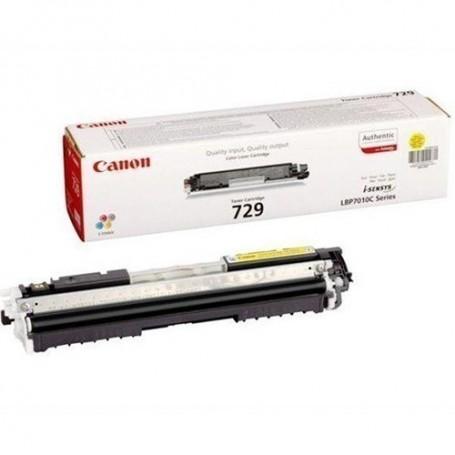 CANON 729 AMARILLO ORIGINAL