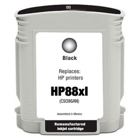 HP 88 XL NEGRO COMPATIBLE