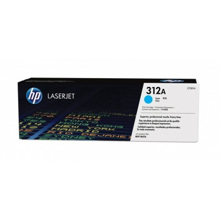 HP CF381A CIAN ORIGINAL