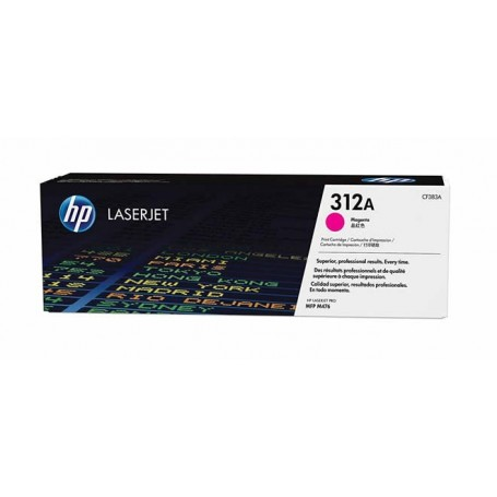 HP CF383A MAGENTA ORIGINAL