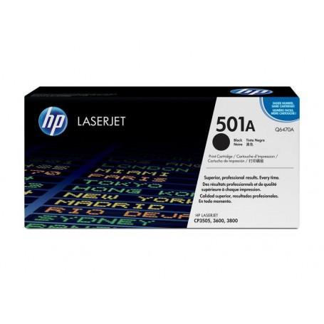 HP Q6470A NEGRO ORIGINAL