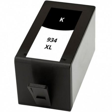 HP 934 XL NEGRO COMPATIBLE