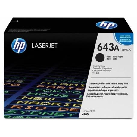 HP Q5950A NEGRO ORIGINAL