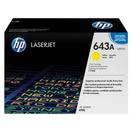 HP Q5952A AMARILLO ORIGINAL