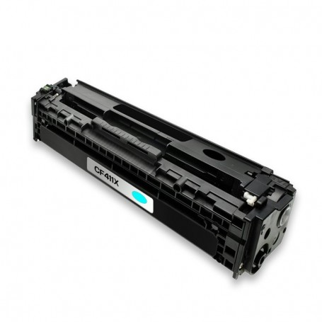 HP CF411A CIAN ORIGINAL