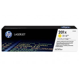 HP CF402X AMARILLO ORIGINAL