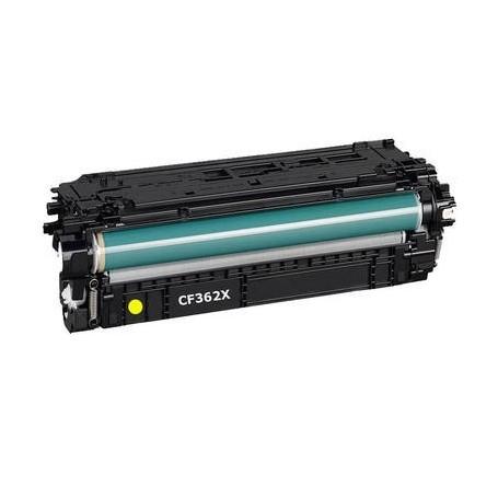 HP CF362X AMARILLO ORIGINAL