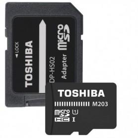 TARJETA MICRO SDHC 16GB CADAP C10 TOSHIBA