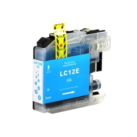 Brother LC-12E CIAN COMPATIBLE
