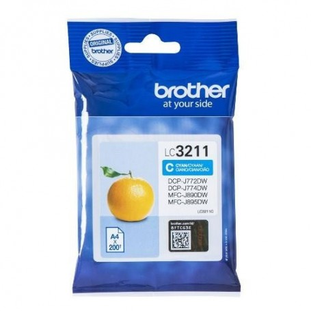Brother LC3211 CIAN ORIGINAL