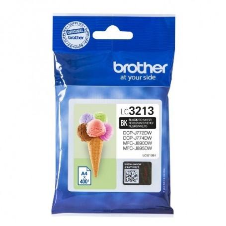 Brother LC3213 NEGRO ORIGINAL