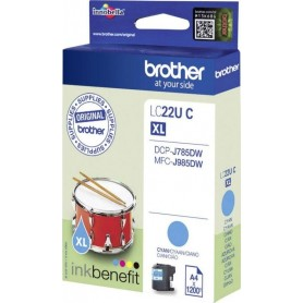 Brother LC-22U CIAN ORIGINAL