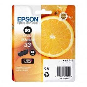 Epson T3341 FOTO NEGRO ORIGINAL