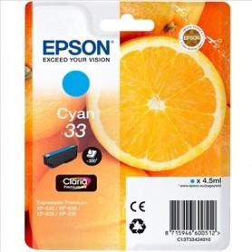 Epson T3342 CIAN ORIGINAL