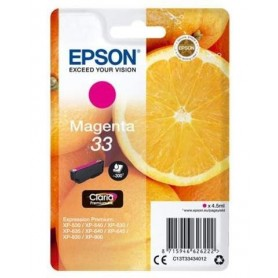 Epson T3343 MAGENTA ORIGINAL