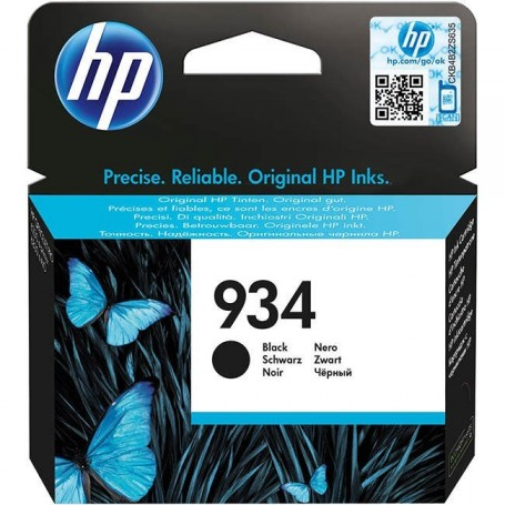HP 934 NEGRO ORIGINAL