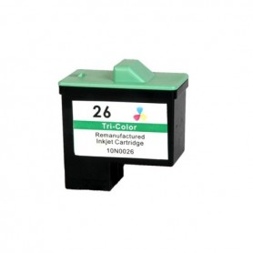 LEXMARK N 26 COLOR COMPATIBLE
