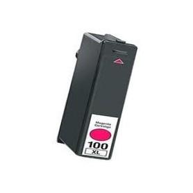 LEXMARK 100 XL MAGENTA COMPATIBLE