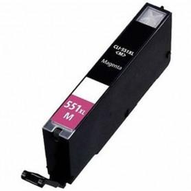 Canon CLI551 MAGENTA COMPATIBLE