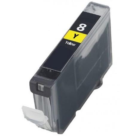 Canon CLI8 AMARILLO COMPATIBLE
