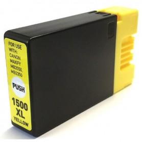 Canon PGI-1500 AMARILLO COMPATIBLE