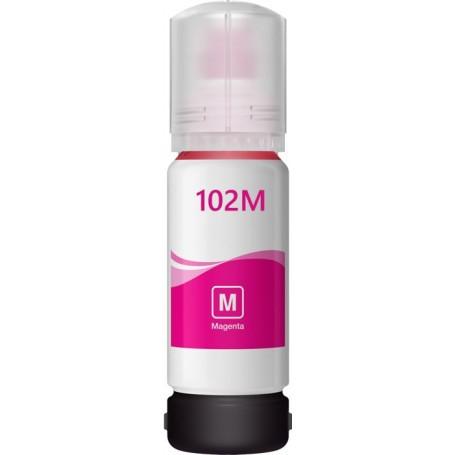 Epson 102 MAGENTA COMPATIBLE