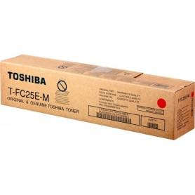 TOSHIBA T-FC25EM MAGENTA ORIGINAL
