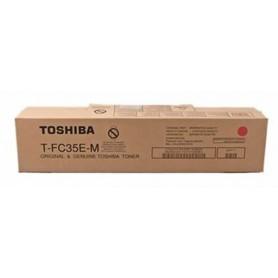TOSHIBA T-FC35EM MAGENTA ORIGINAL