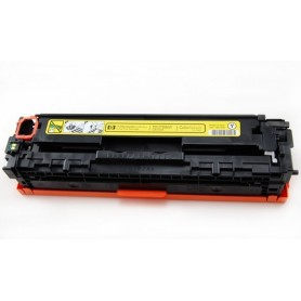 HP CB542A AMARILLO COMPATIBLE