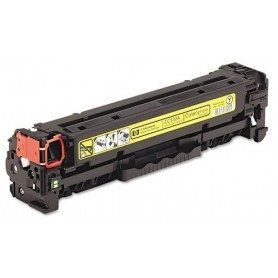 HP CC532A AMARILLO COMPATIBLE