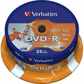 Verbatim DVD-R Printables...