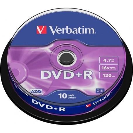 Verbatim DVD+R 16x 4.7GB...