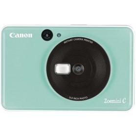 Cámara instantánea Canon Zoemini c impresora verde menta