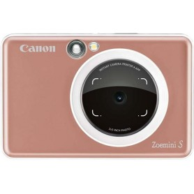 Cámara instantanea Canon Zoemini s impresora rosa oro 8mp bluetooth