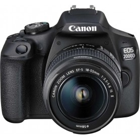 Cámara digital reflex Canon...