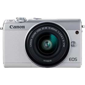 Cámara digital reflex Canon EOS M100 + m15-45 s