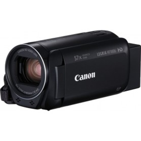 "Videocámara digital Canon Legria HF R806 negra FULL HD 3.28mp 32zo 1.140xzd pantalla táctil 3"""" HDMI"