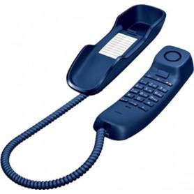 Teléfono fijo Gigaset DA210 azul 3 tonos