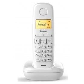 Teléfono fijo inalámbrico Gigaset A170 blanco